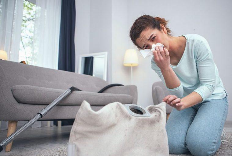 I rimedi per gli acari della polvere in casa
