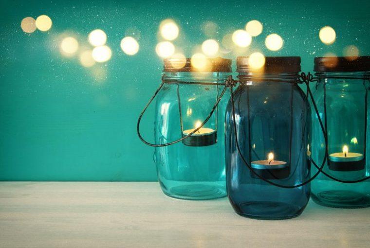 Lampade e lampadari fai da te un tocco originale per la for Lampade arredo casa