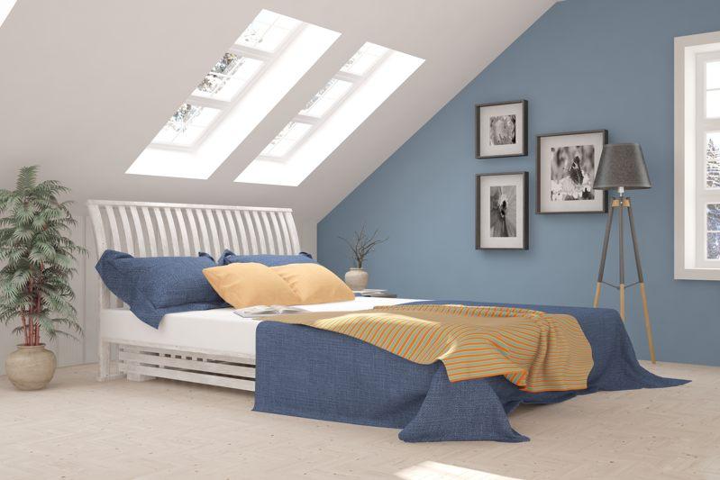 Camera da letto in mansarda: idee per arredarla - Rivista Case