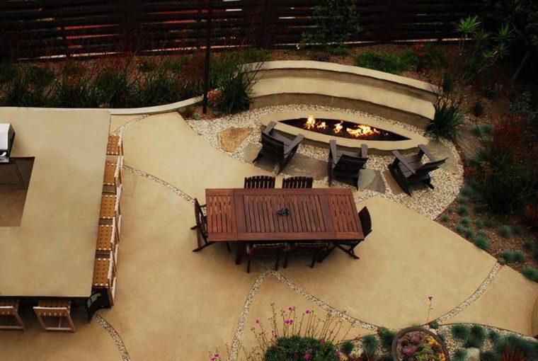 Rinnovare il pavimento esterno con le resine