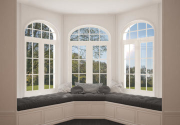 finestra all'inglese