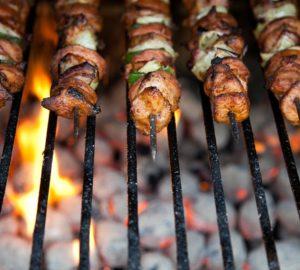 Barbecue a gas o a carbonella