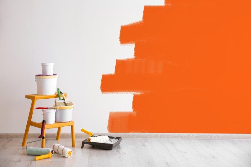 Pittura per pareti eco friendly: come orientarsi - Rivista ...